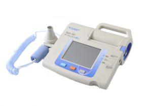 自肺機能検査装置